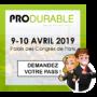 Salon Produrable 2019 : conférence «#TechForGood : le digital pour protéger les citoyens-consommateurs»