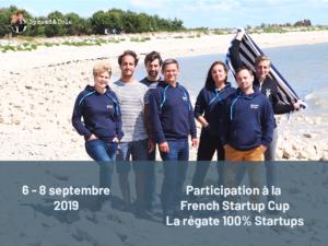 Participation à la french startup cup