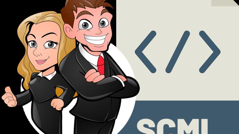 Visuel Spread&Cole et langage SCML