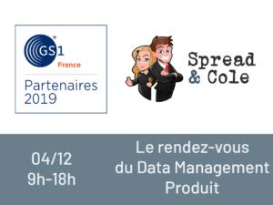Le rdv du data management - GS1